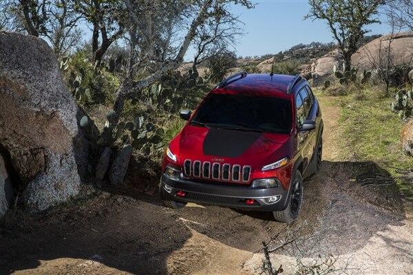 Revealed: 2014 Jeep Cherokee - New York 2013 50