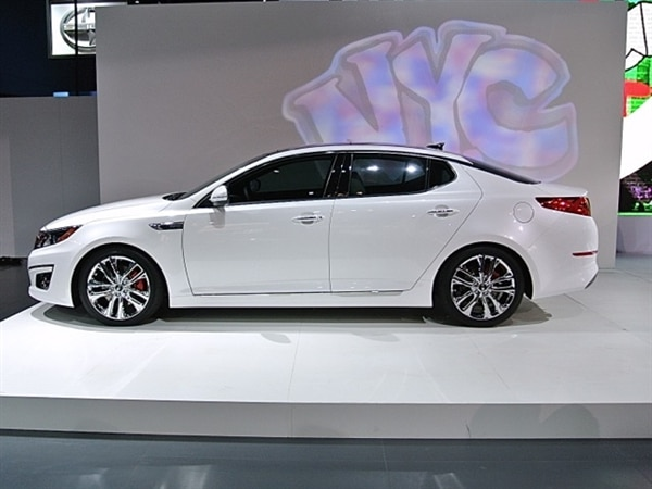 Kbb Car Worth >> Kia Optima optimized for 2014 - New York 2013 - Kelley Blue Book