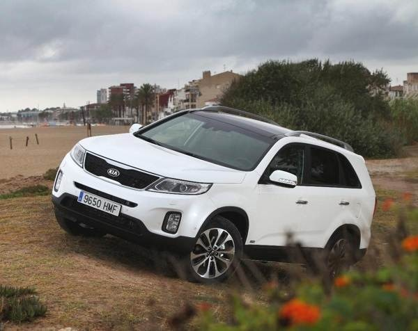 Image Gallery 2014 Sorento Limited