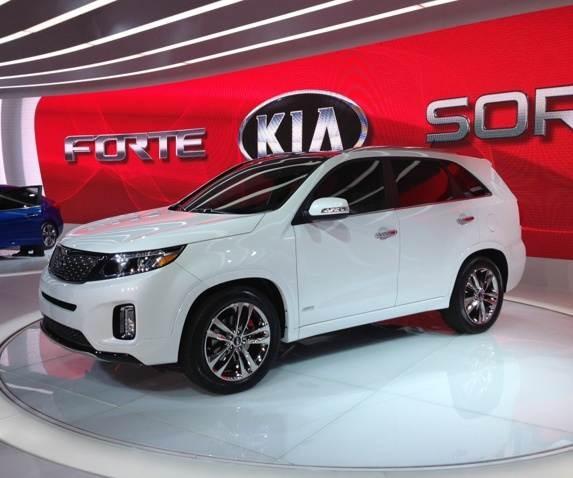 Revealed: 2014 Kia Sorento