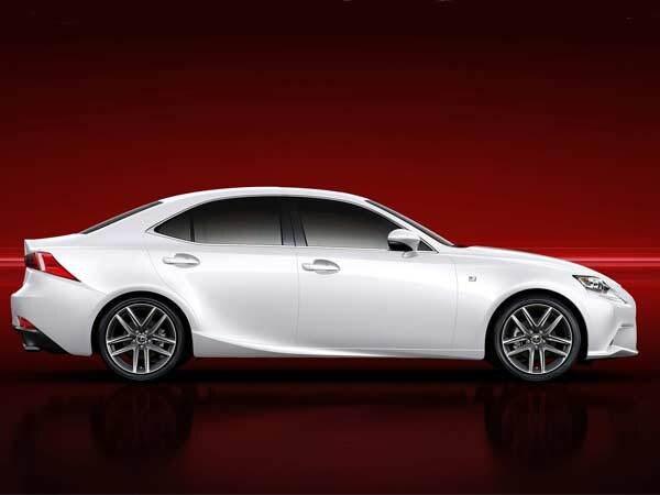 2014 Lexus Is350 F Sport Specs >> Revealed: 2014 Lexus IS Series - Detroit 2013 - Kelley Blue Book