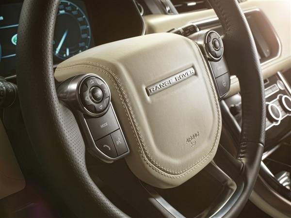 Revealed: 2014 Land Rover Range Rover Sport - New York 2013 27