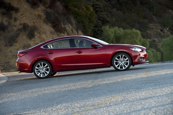 2014 Mazda6 First Drive Review: Pretty Handling 2
