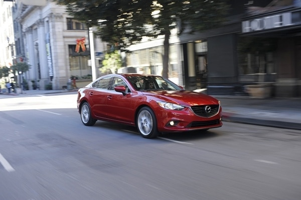 2014 Mazda6 First Drive Review: Pretty Handling 1