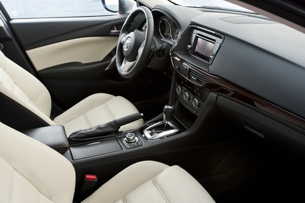 2014 Mazda6 First Drive Review: Pretty Handling 3