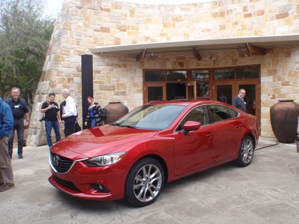 2014 Mazda6 First Drive Review: Pretty Handling 11