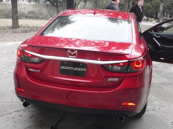 2014 Mazda6 First Drive Review: Pretty Handling 17