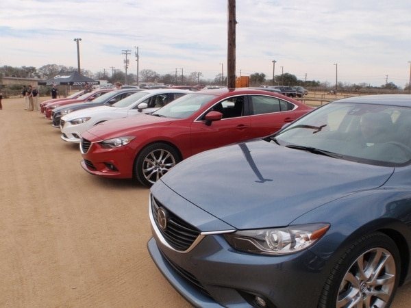 2014 Mazda6 First Drive Review: Pretty Handling 19