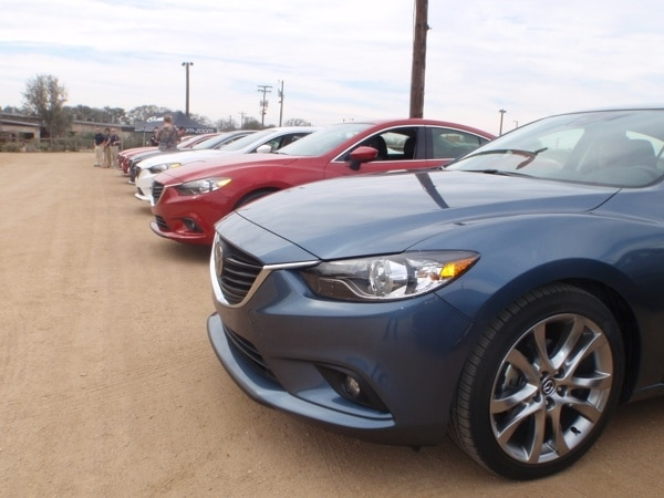 2014 Mazda6 First Drive Review: Pretty Handling 20