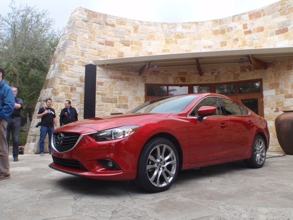 2014 Mazda6 First Drive Review: Pretty Handling 12