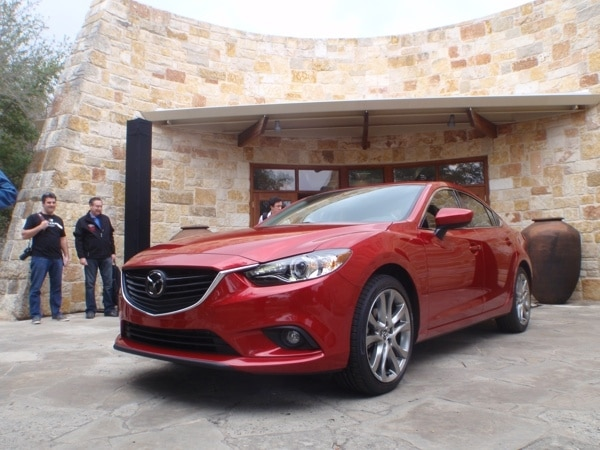 2014 Mazda6 First Drive Review: Pretty Handling 13
