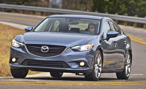 2014 Mazda6 First Drive Review: Pretty Handling 7