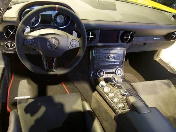 mercedes sls amg interiorshow 600 600 001 - Mercedes Benz Sls Amg Black Series Interior