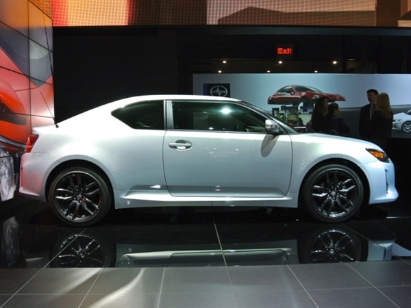 2013 Honda Accord Coupe For Sale >> Scion tC coupe updated for 2014 - New York 2013 - Kelley ...