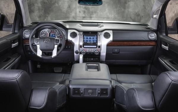 2014 Toyota Tundra Interior Detail 600 001