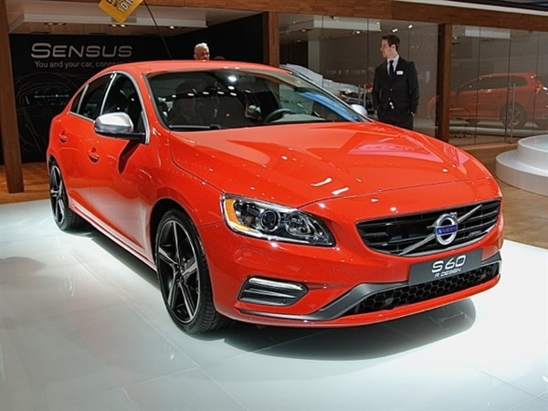 Volvo S60 T6 >> 2014 Volvo S60 T6 R Design Coming This Summer New York