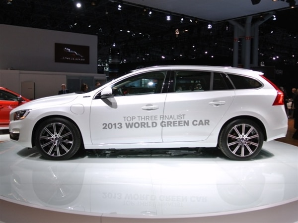Volvo Bringing V60 Sports Wagon To America New York 2013