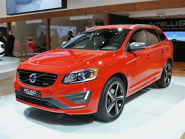 Volvo Xc60 Gets The R Design Treatment For 2014 New York 2013 Kelley Blue Book