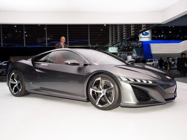 Revealed: Acura NSX Concept Evolution - Detroit 2013 | Kelley Blue Book