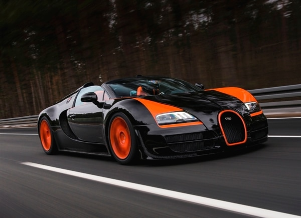 No Credit Check Car Dealers >> Bugatti Veyron Grand Sport Vitesse is world's fastest roadster - Kelley Blue Book