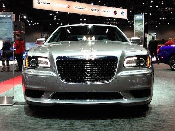 2013 SRT Chrysler 300 SRT8 Dodge Challenger Core