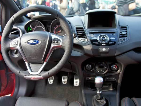 Revealed Hot 2014 Ford Fiesta ST