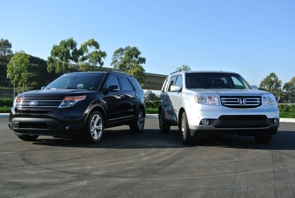 kbb short answer honda pilot or ford explorer kelley