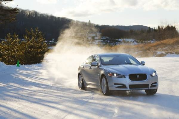 First Review: Jaguar's new XF and XJ all-wheel-drive system