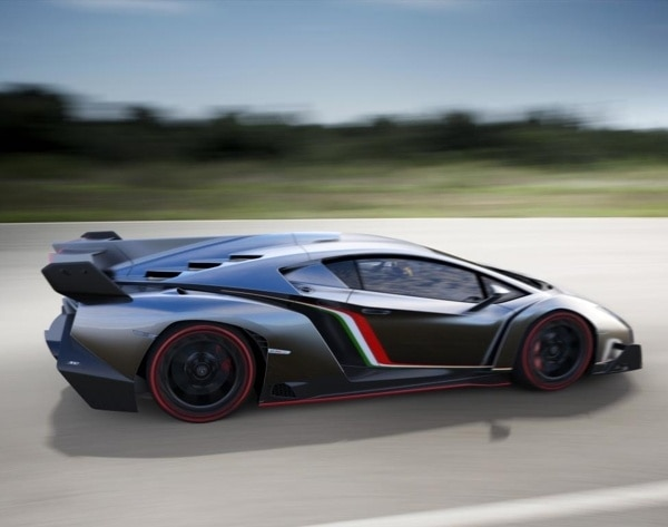 Revealed Lamborghini Veneno Geneva 2013 Kelley Blue Book