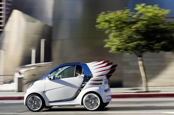 Revealed Smart Forjeremy Concept La 2012 Kelley Blue Book