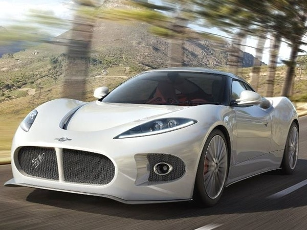 Revealed Spyker B6 Venator Concept Geneva 2013 Kelley Blue Book