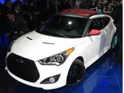 Hyundai Veloster C3 Roll Top Concept [w/ video]