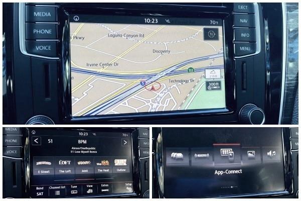 Volkswagen MIB II Infotainment System
