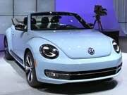 2013 Volkswagen Beetle Convertible