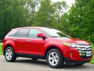 2011 Ford Edge -- First Drive