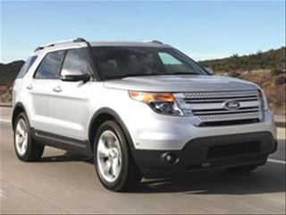 2011 Ford Explorer Review -- A new era begins