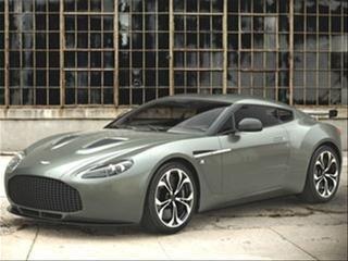 Acura Financing on 2012 Aston Martin Vantage Zagato   Frankfurt Auto Show   Kelley Blue