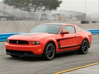 Ford Mustang Boss    on 2012 Ford Mustang Boss 302 To Offer Street Track Engine Option