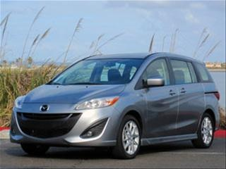 2012 Mazda5 First Drive Review