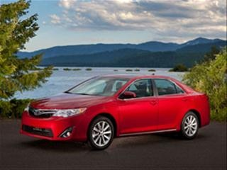 2012 Toyota Camry New Car Review