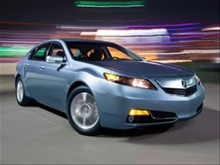 2012 Acura on 2012 Acura Tl   First Drive Review   Kelley Blue Book