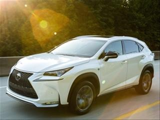 Kelley Blue Book Used Rv Value Calculator >> 2015 Lexus NX lineup to open at $35,405 | Kelley Blue Book