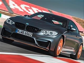2016 BMW M4 GTS super coupe U.S. bound