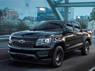 2016 chevy colorado midnight edition and z71 trail boss unveiled kelley blue book. Black Bedroom Furniture Sets. Home Design Ideas
