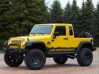 New Mopar Kit Turns Your Jeep Wrangler Unlimited Into A Mini Pickup Kelley Blue Book