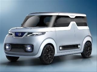 Nissan Teatro for Dayz Concept is a digital delight