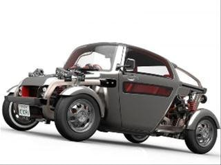 Toyota Kikai Concept: Back to basics