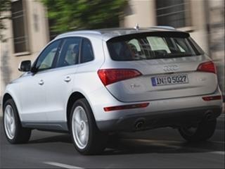 Audi Q5.  - Лучший тандем.