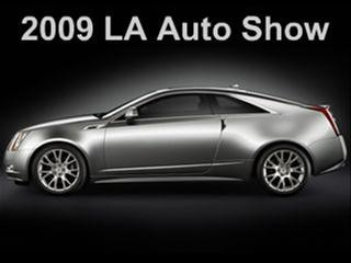 2009 Los Angeles Auto Show: New Cadillac, Toyota, Concepts and More