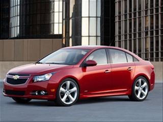 2011 Chevrolet Cruze First Drive